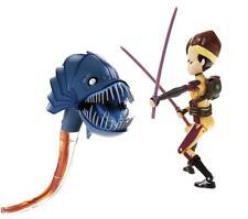 Codigo Lyoko Figura Ulrich y monstruo Konger - Code Lyoko
