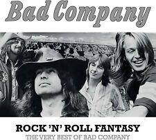 Bad Company Rock 'N' Roll Fantasy-Very Best Of CD NEW SEALED Can't Get Enough+