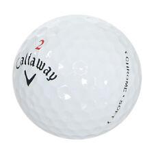 Callaway Chrome Soft Golf Balls 3-Dozen (36), Refinished / Mint Condition