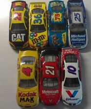 Nascar Race Cars Toy Collectors Diecast Full Size