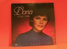 DANA - TOTALLY YOURS - WORD - EX LP VINYL RECORD -V