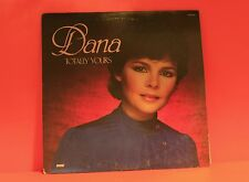 DANA - TOTALLY YOURS - WORD - EX LP VINYL RECORD -V