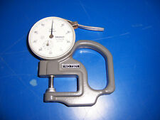 11925 Mitutoyo 2046-08 dial gage 0.01mm