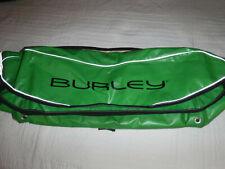 2012 Burley Rental Cub Trailer Green Cover Rain Cover - 2 New Bolt-On Axle Kits