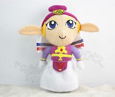 "Handmade Legend of Zelda Princess Zelda Plush Doll Soft Toy 8"" US Ship"
