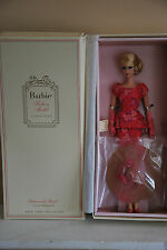 FASHIONABLY FLORAL BARBIE DOLL, BARBIE FASHION MODEL COLLECTION, 2015 SILKSTONE