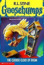 The Cuckoo Clock of Doom (Goosebumps #28) by R. L. Stine, Good Book