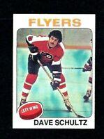 NM 1975 Topps #147 Dave Schultz.
