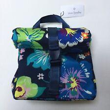 Vera Bradley Lighten Up Lunch Tote Insulated Bag Firefly Garden Pattern NWT