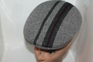 KANGOL IDENTITY STRIPE 504 CAP  Style # 21015481  %100 Authentic    $ 54.99  NEW