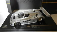 Die cast 1/43 MAZDA 787 B Test Version 1991 by Ixo