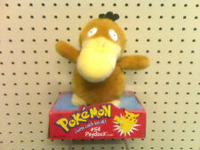 """NEW - POKEMON PSYDUCK PLUSH - #54 - MADE IN 1999 - 6"""" STUFFED - COLLECTIBLE"""