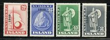 ICELAND NEW YORK  WORLD'S FAIR 1940  SCOTT#232/35  NEVER HINGED SCOTT $246.00