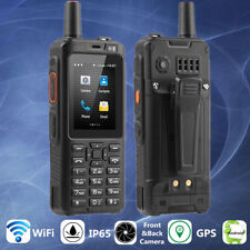 F40 IP65 Waterproof 4G GPS Android 6.0 Mobile Phone  Walkie Talkie PTT Zello