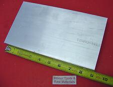 "2 Pieces 1/4"" X 5"" ALUMINUM 6061 FLAT BAR 9"" long .250"" Plate T6511 Mill Stock"
