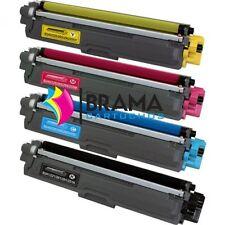 4 X Cartuchos Compatibles NonOem Brother TN-241 TN-245 HL-3140 DCP-9020 HL-3150
