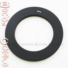 58mm Metal Adapter Ring for Cokin P Series Filter Holder Camera Lens Canon Nikon