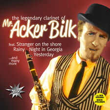 CD Acker Bilk The Legendary Clarinet Of Mr. Acker Bilk