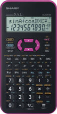 Sharp EL-531 XH PK Pink Schulrechner Batterie - Taschenrechner
