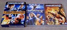 Fantastic Four/Fantastic Four The Rise Of The Silver Surfer DVD 2007 2-Disc Set