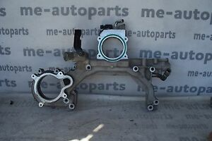 2006-2011 CADILLAC DTS NORTHSTAR WATER PUMP HOUSING CROSSOVER PIPE 12600024 OEM