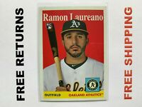 2019 Topps Archives RC Card #31 Ramon Laureano Oakland Athletics A's MLB