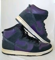 Nike Dunk High SB Men's Size 10 Shoes 305050-500 Grand Purple