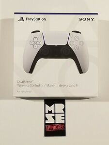 Sony DualSense Wireless Controller PlayStation 5 PS5 - White - Brand New Sealed
