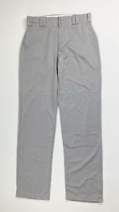 Alleson Low Rise Open Bottom Softball Pant Women's Medium Gray 605WLPW
