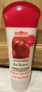 Country apple Bath & Body Works Anti Bacterial Moisturizing Lotion 2oz