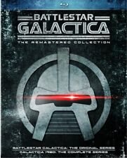 Battlestar Galactica The Remastered Collection New Blu-ray 1978 + 1980 Series
