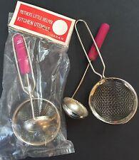 "1950s ""madres LITTLE HELPER utensilios de cocina"" Hecho en Japón"