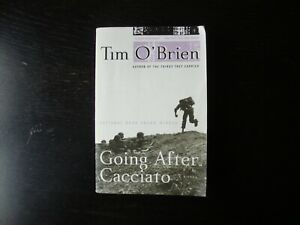 Going after Cacciato by Tim O'Brien (1999, Paperback)