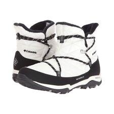 Size 6 Columbia Women Boots Loveland Shorty Omni-heat Snow Boot Sea Salt