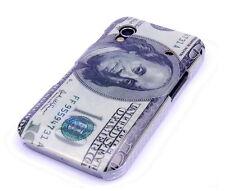 Hülle f Samsung Galaxy Ace S5830 Schutzhülle Tasche Case Cover USA Dollar 100 $