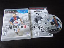 Sony Playstation PS 3 PS3: FIFA Soccer 13 complete & tested