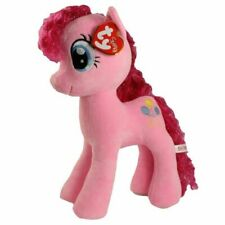 "TY MY LITTLE PONY SOFT PLUSH TOY - PINKIE PIE - 11"", 28CM  FAB GIFT / UK SELLER"