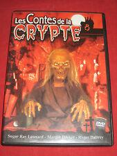 LES CONTES DE LA CRYPTE N° 8 - DVD