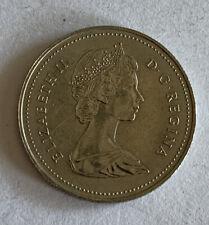 **1982 SB**- Canadian Nickel Half Dollar 50 Cent Coin - Canada, Elizabeth II