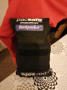 Pacsafe Rucksack anti-theft Security Mesh 85L, with padlock and 3 keys