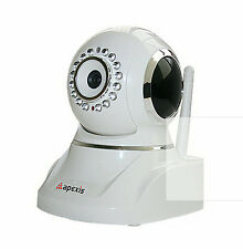 H.264 720P Apexis  HD 720P IP Camera Night Vision IR-Cut FREE P2P Remote view