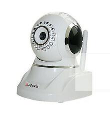 H.264 720P Apexis  HD 720P IP Camera Night Vision IR-Cut FREE P2P Remote view