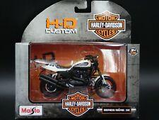 HARLEY-DAVIDSON 2011 XR 1200X 1:18 Scale Model Toy Bike Miniature Motorbike