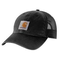 Carhartt - Casquette Buffalo - Noir 100286BLK Casquette Baseball Homme Bonnets
