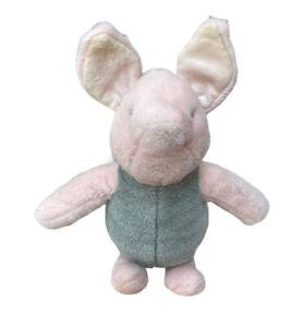 "Gund Classic Pooh Piglet Plush 12"" Winnie the Pooh Disney Pig Stuffed Animal"