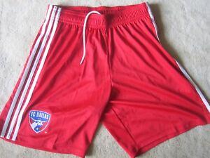 BNWT Adidas F.C Dallas Soccer Shorts Size M