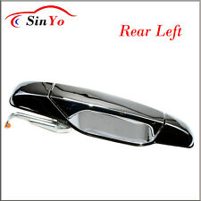 New For 07-13 Chevy Silverado GMC Outside Outer Door Handle Rear Driver 15915619