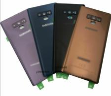 Original Battery Cover Back Glass For Samsung Galaxy Note 9 N960U Camera Lens