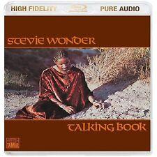 Stevie wonder-talking Book (Blu-ray Audio) Blu-ray NEUF