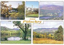 Scotland Postcard - Views Around Pitlochry     SM135
